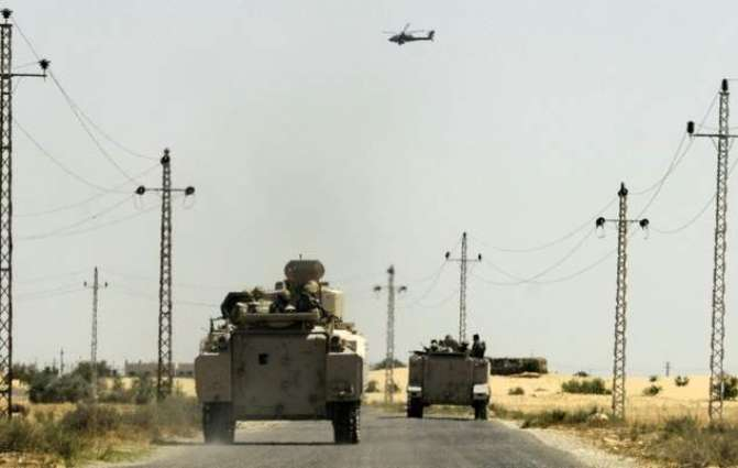 IS claims deadly attack on Egypt police in Sinai