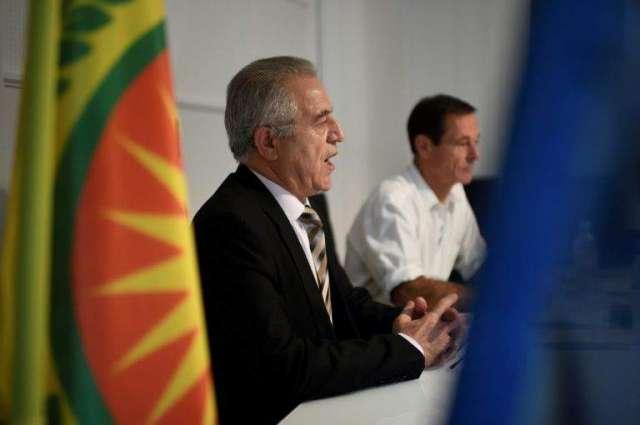 Syrian Kurds say not invited to Astana talks