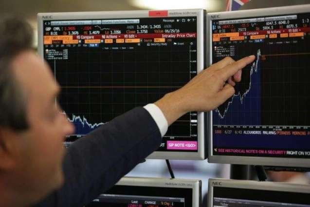 European stocks edge up as London hits fresh high