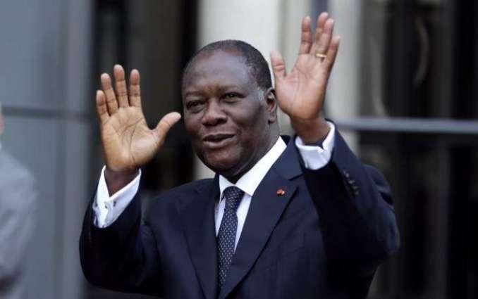 I.Coast's Ouattara names ex-PM as new vice president