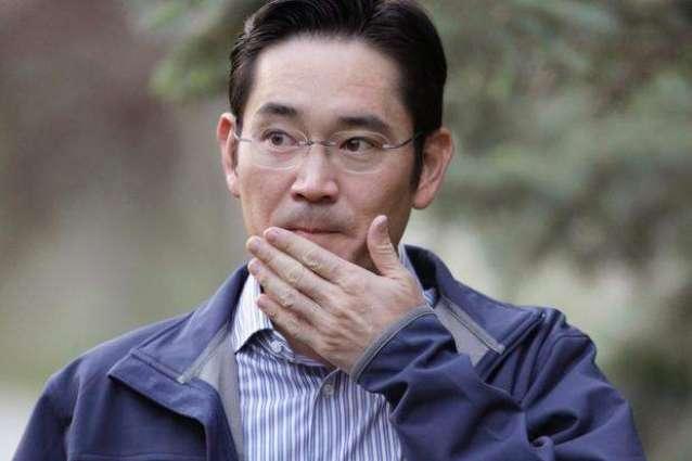Samsung heir becomes criminal suspect in S. Korea scandal: prosecutors