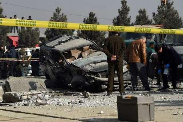 Five UAE officials among dead in Kandahar bombing