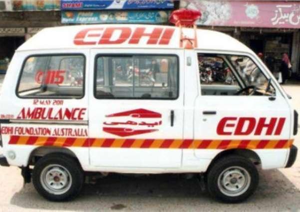 لاہور: محمود بوٹی انٹرچینج نیڑے دفتر وچ اگ لگ گئی، 6بندے ہلاک