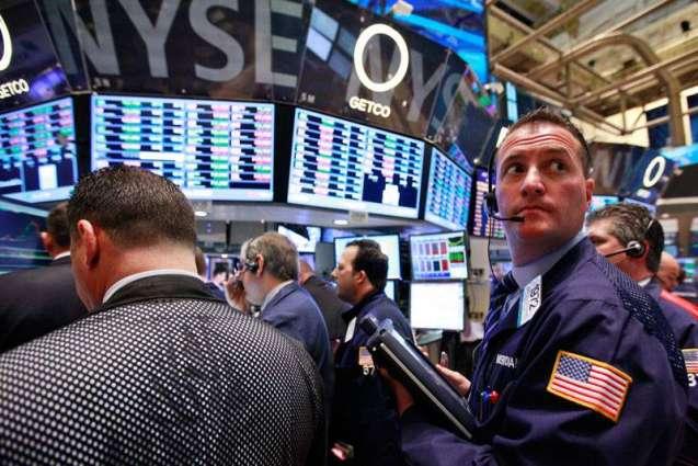 US stocks flat ahead of Trump press conference