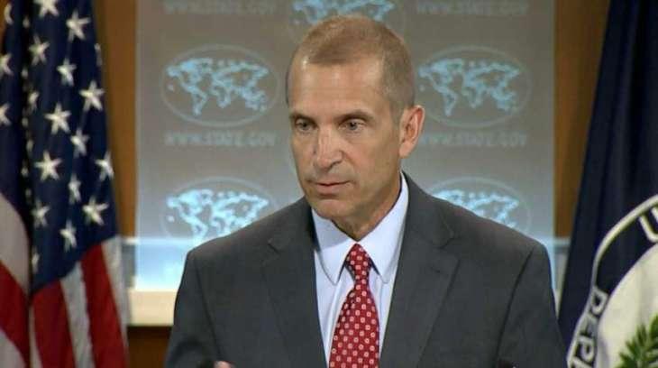 الولايات المتحدة تحث باكستان وأفغانستان والهند على تعزيز التنسيق لمكافحة الإرهاب