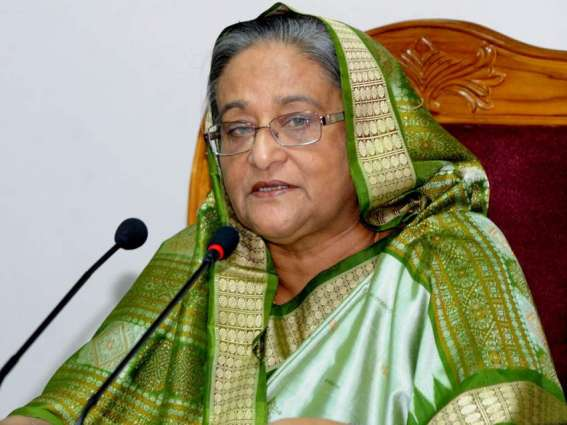 Bangladesh PM asks Myanmar to take back Rohingya refugees