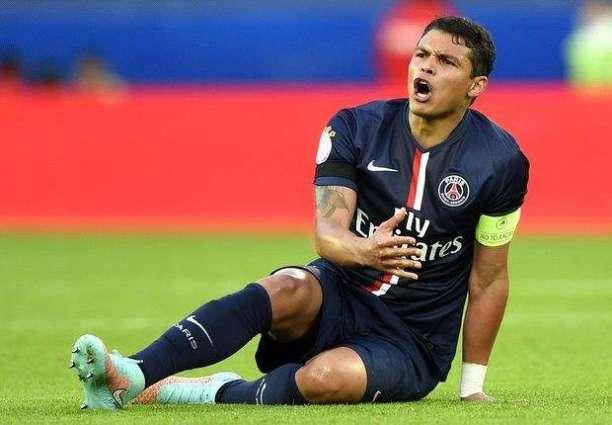 Football: Thiago Silva nods holders PSG into last four
