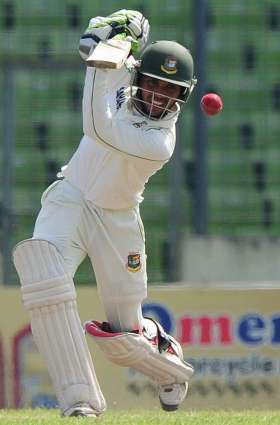 Cricket: Mominul, Tamim shine in New Zealand gloom