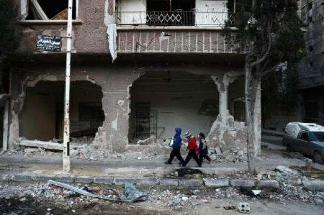 Syria regime strikes kill six civilians: monitor