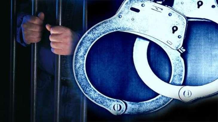 45 criminals arrested