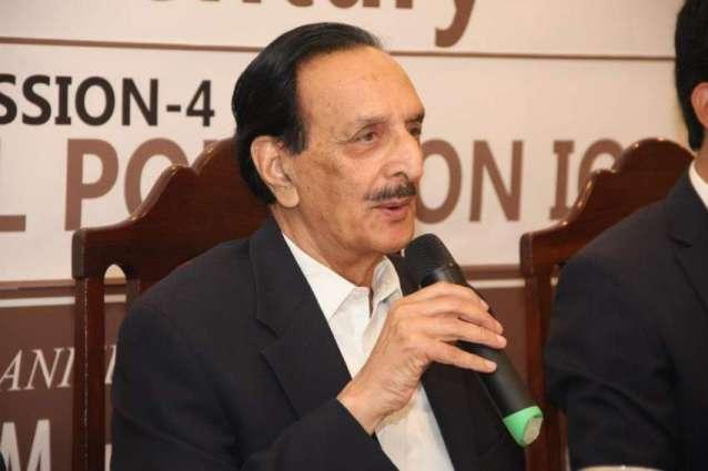 Senate offers Fateha for Abdul Akbar