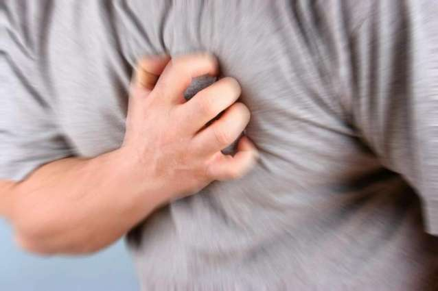 Constant stress increases risk of heart attack