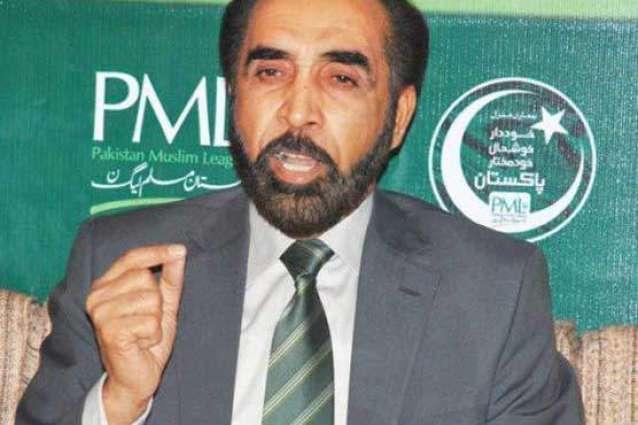 Minorities enjoy equal rights in Pakistan: Siddique ul Farooq