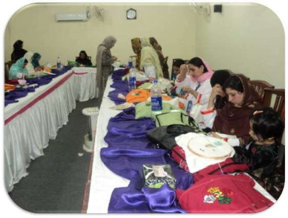 Women training centers to be set up in FATA