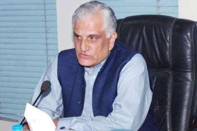 وسیلہ حق و وسیلہ روزگار اسکیم آتے بند کننگانے، بنجائی وزیر کانود زاہد حامد نا ایوان بالا ٹی ورندی