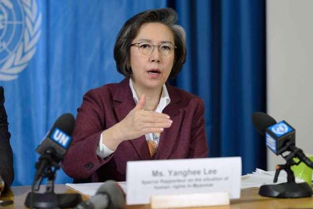 UN rights envoy in Rakhine to probe Rohingya abuse