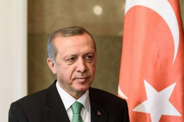 Erdogan says Turks, Greeks still at odds on Cyprus