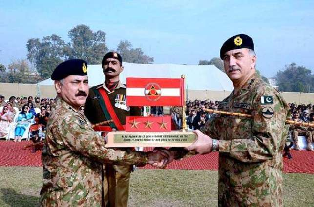 Corps Commander visits Mohmand, Bajaur Agencies