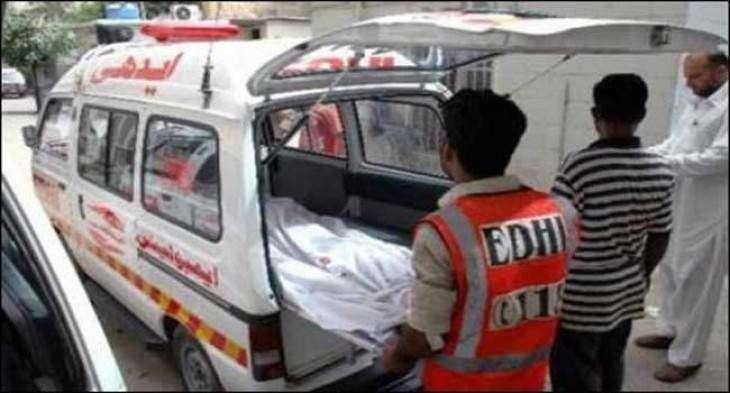 Three killed on road