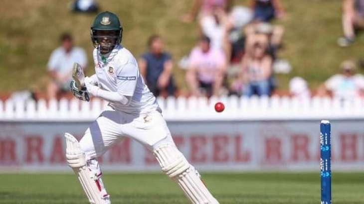 Cricket: Bangladesh declare at 595-8
