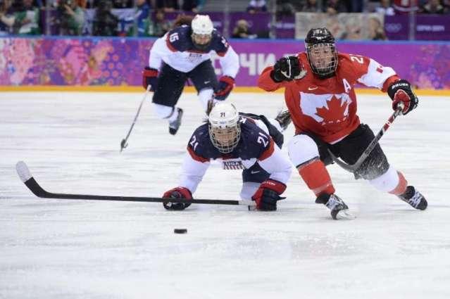 Ice hockey: Olympic ice queen Wickenheiser retires from hockey