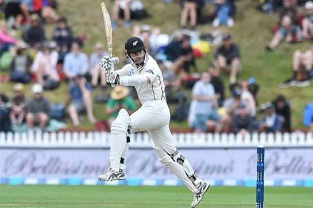 Cricket: New Zealand 186-2 in reply to Bangladesh's 595-8