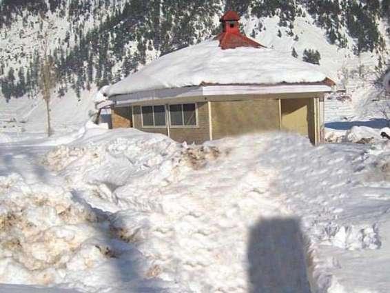 Balochistan receives first snowfall of winter