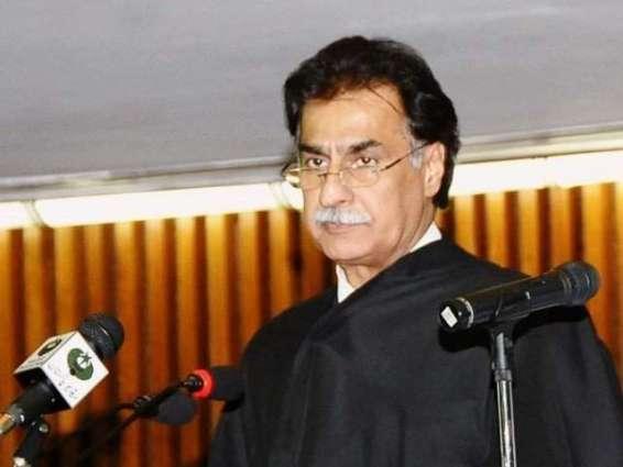 Ayaz urges int'l community to help strengthen Pak parliamentary