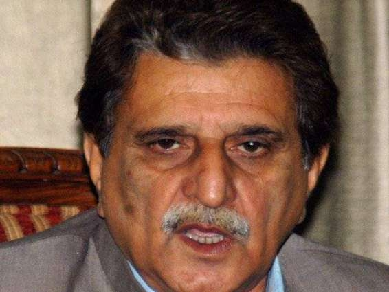 AJK PM for due role of media in strengthening democracy and