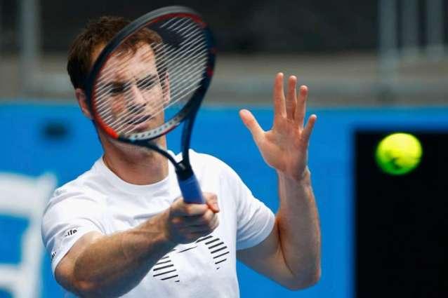 Tennis: Arise, Sir Andy, as Murray opens Aussie tilt