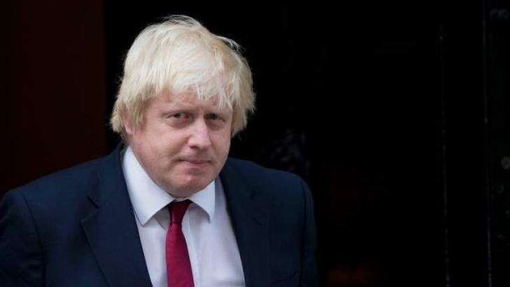 Britain's Johnson wants to maintain Iran nuclear deal
