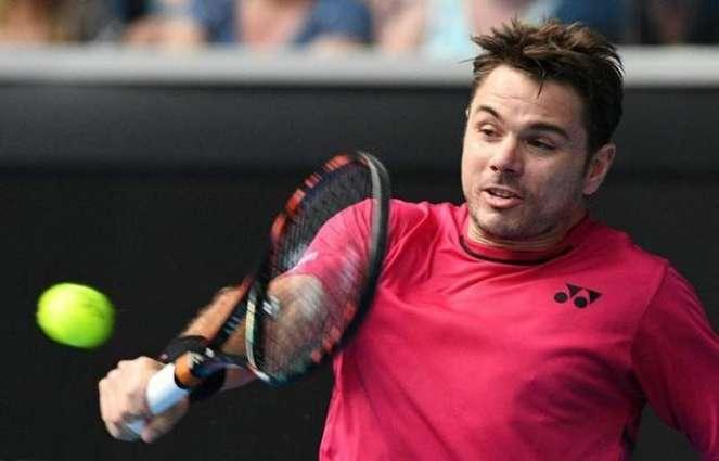 Tennis: Wawrinka 'sorry' for Klizan body blow