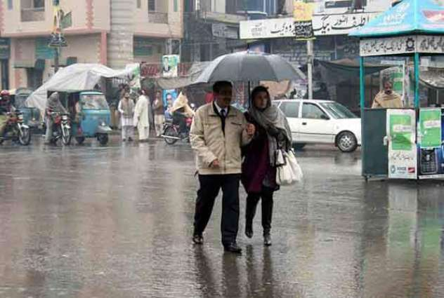 Rain provides relief from diseases