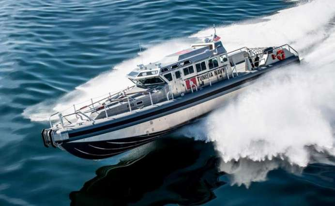 US delivers two more patrols boats to ally Tunisia