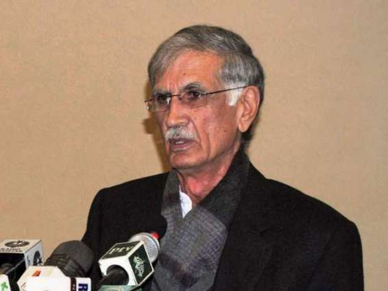 KP planning roadshow in China in March this year: Khattak