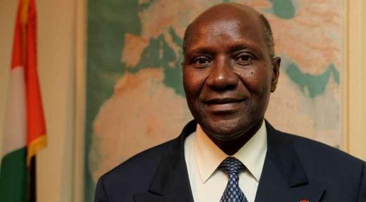 Ivory Coast VP Duncan sworn in
