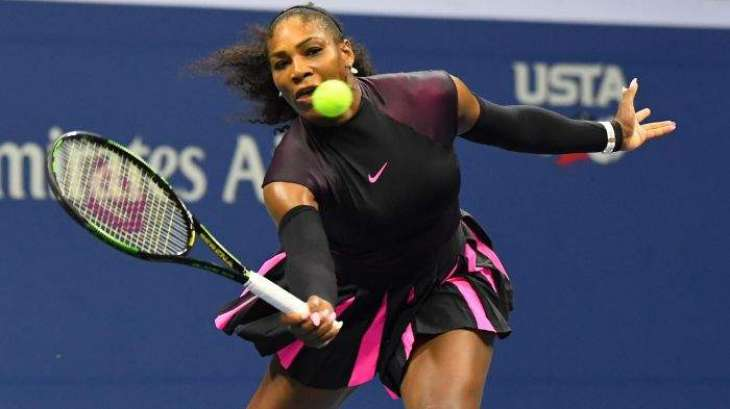 Serena marches into Open second round