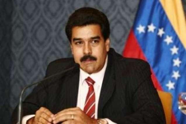 Maduro denounces 'hate campaign' aimed at Donald Trump