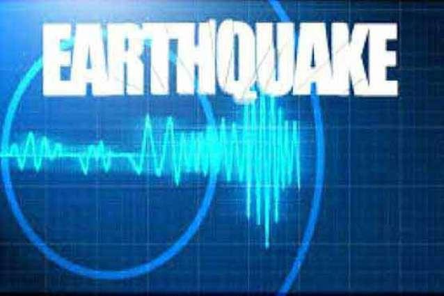 Minor earthquake jolts felt at Karachi