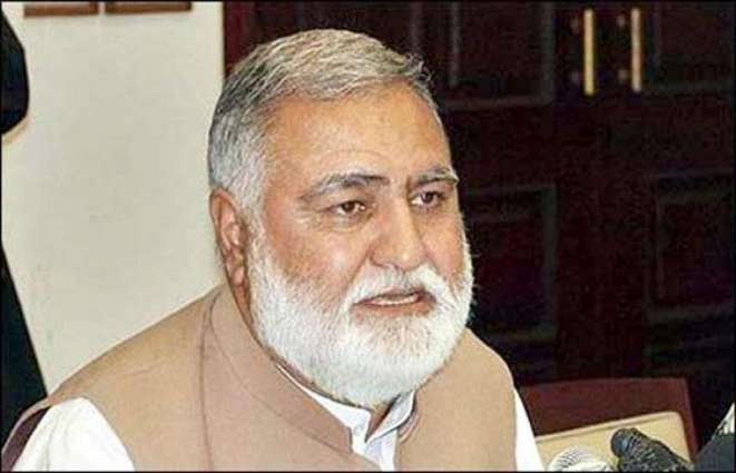 No violation of quota in allotment of plots: Durrani