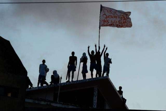 Brazil in grip of successive prison riots