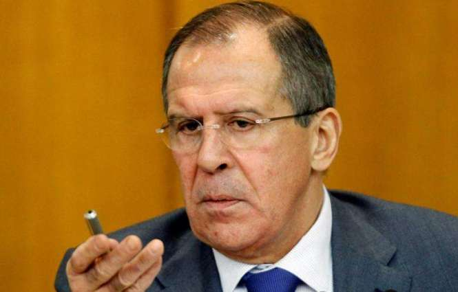 Syria peace talks in Astana meant to 'consolidate' ceasefire: Lavrov