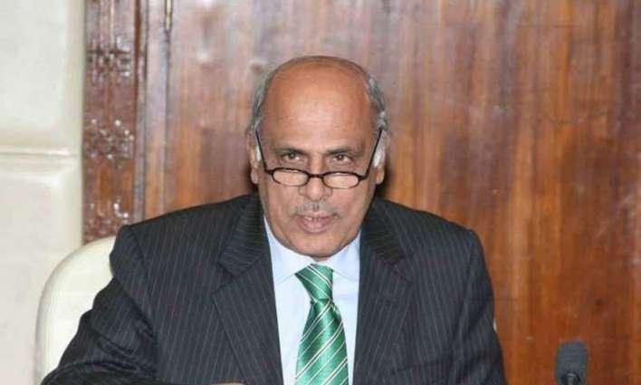 DG Rangers calls on Punjab Governor