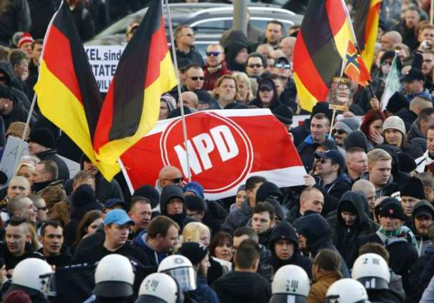 Germany's top court rejects bid to ban far-right NPD
