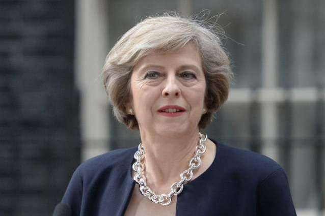 May warns punitive Brexit deal would be 'calamitous' for EU
