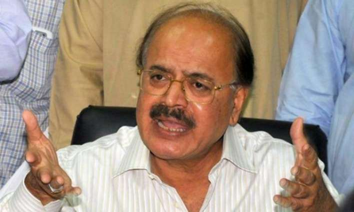 Wassan predicts next governor Sindh to be Karachi-based