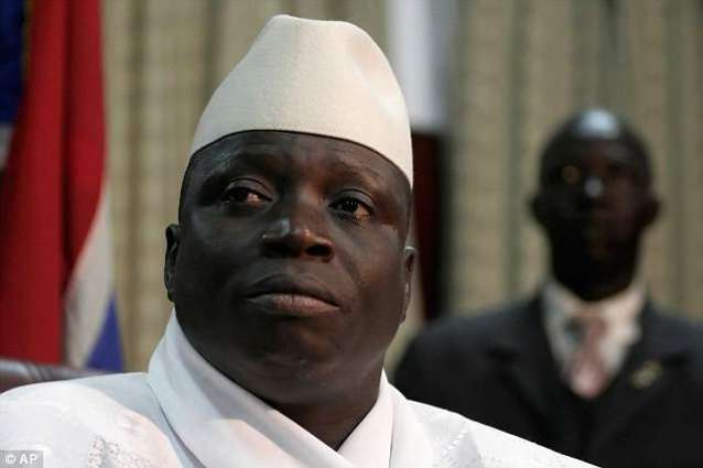 Gambian president declares state of emergency