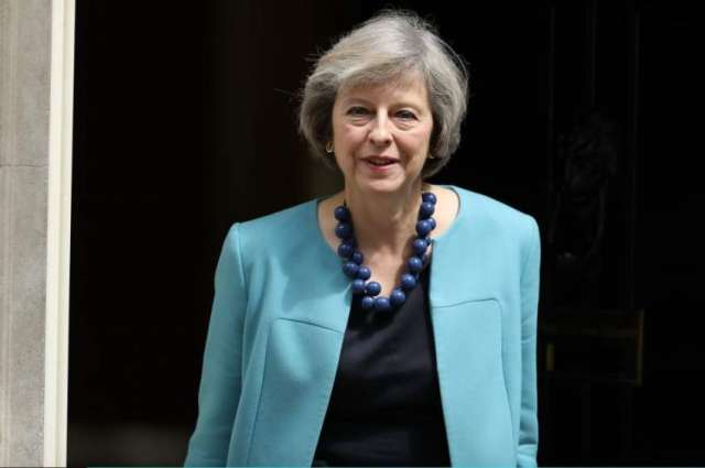 Britain to leave EU's single market, says May