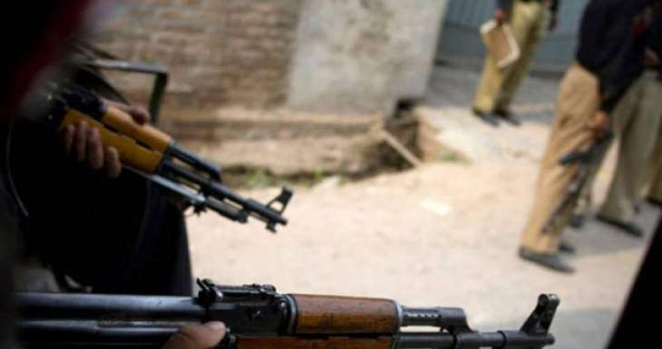Four terrorists killed during encounter