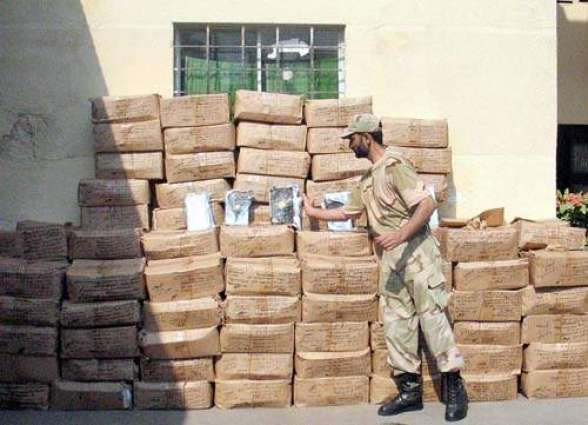 ANF recovers 175 kg drugs, 15 arrested